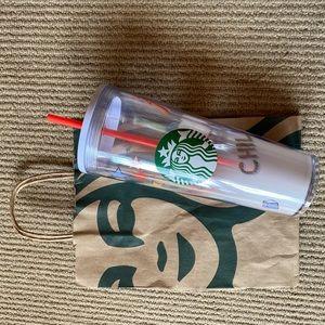 🆕 Starbucks Back To School Tumbler. New Release.